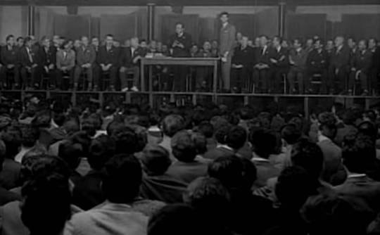 """Orson Welles'""""THE TRIAL""""Movie Review 2"""