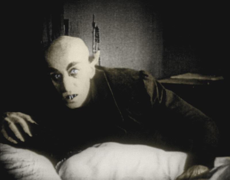 nosferatu, F.W. Murnau 1922