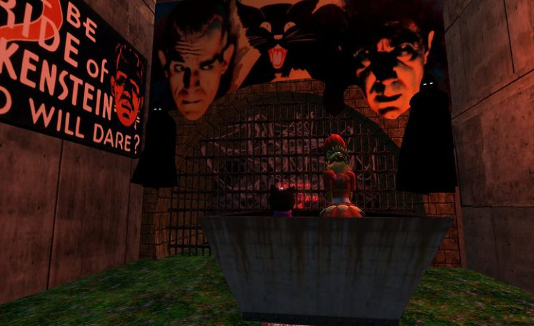 Classic Horror in the Metaverse