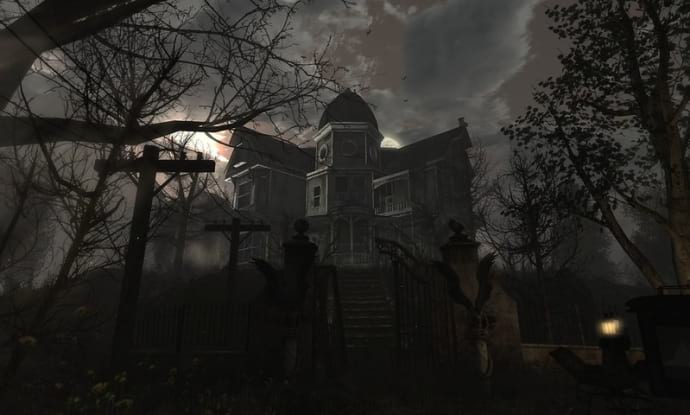 Second Life Horror