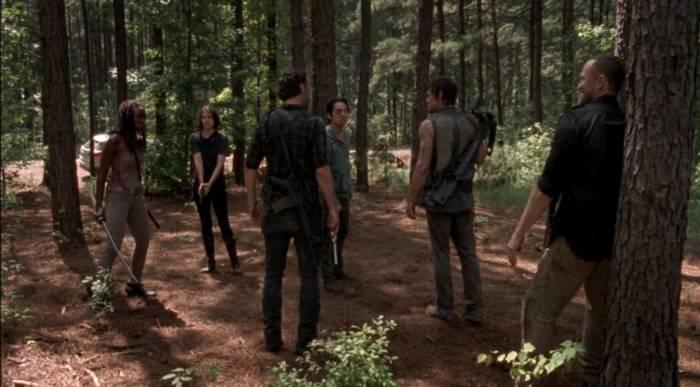 the walking dead - cast