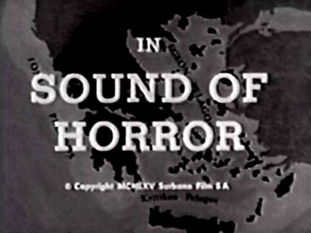 free horror sound effects
